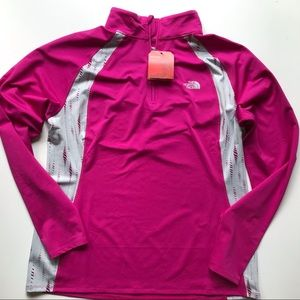 The North Face Swan 1/4 Zip Top